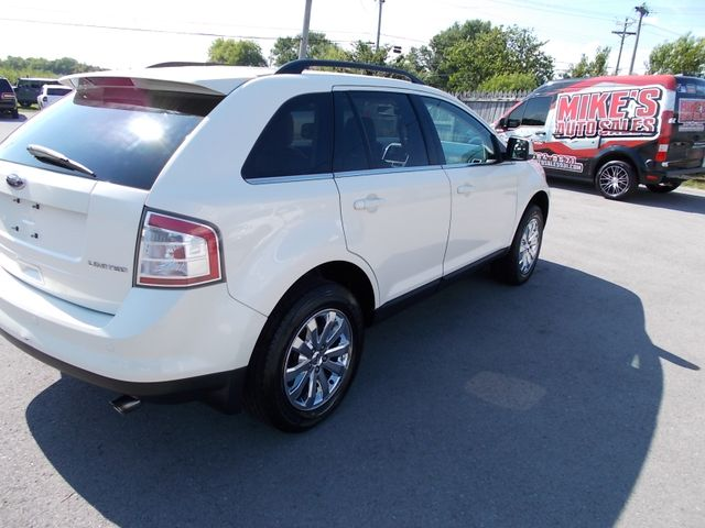 2008 Ford Edge Limited Shelbyville, TN 12