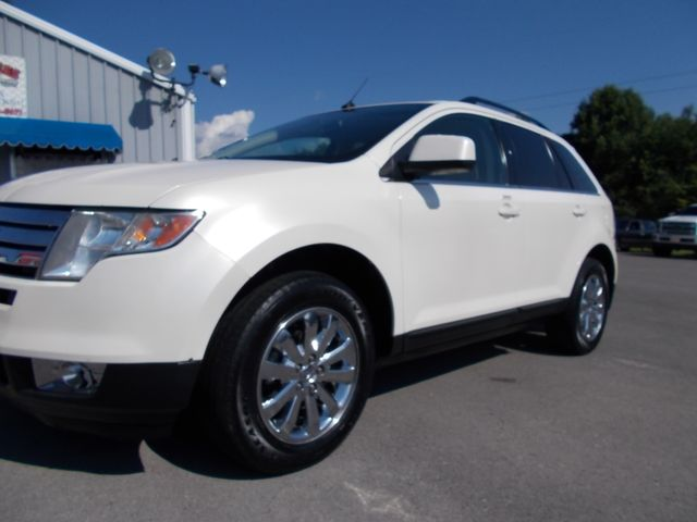 2008 Ford Edge Limited Shelbyville, TN 5