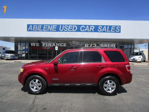 2008 Ford Escape Limited in Abilene, TX