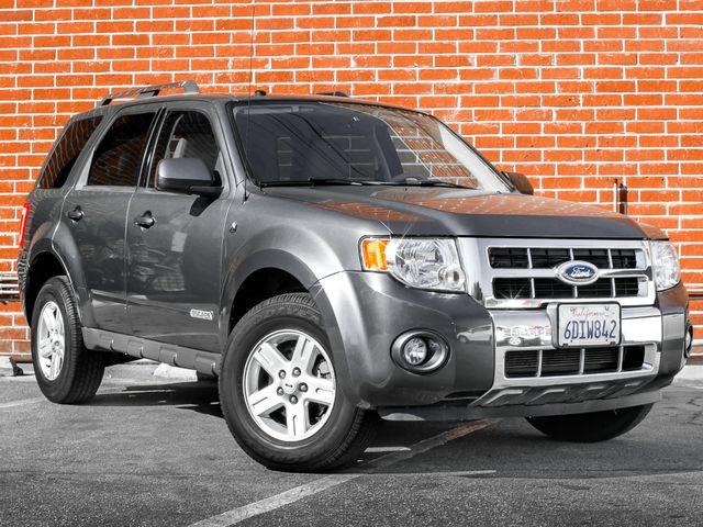 2008 Ford Escape Hybrid Burbank, CA 1