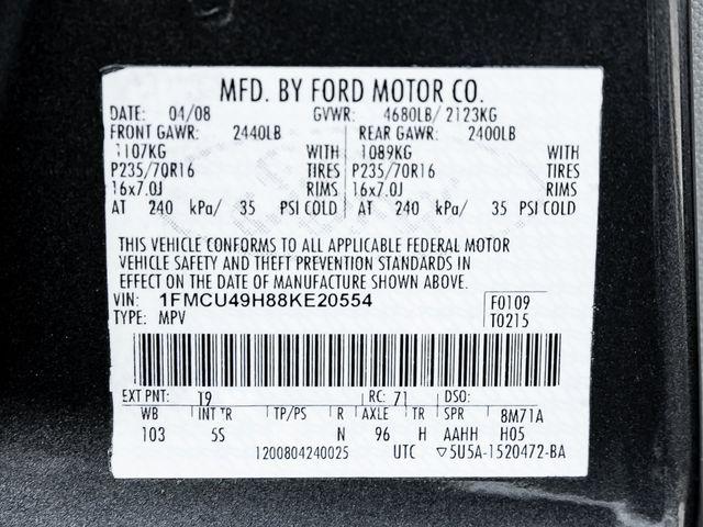 2008 Ford Escape Hybrid Burbank, CA 25
