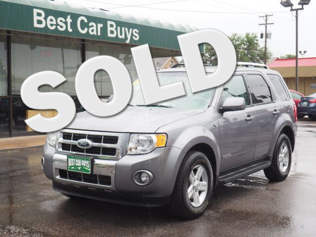 2008 Ford Escape Hybrid Englewood, CO