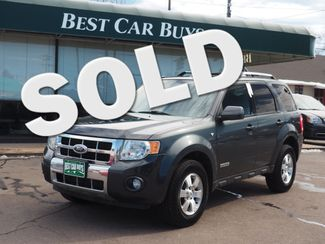 2008 Ford Escape Limited Englewood, CO