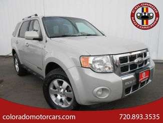 2008 Ford Escape Limited in Englewood, CO 80110
