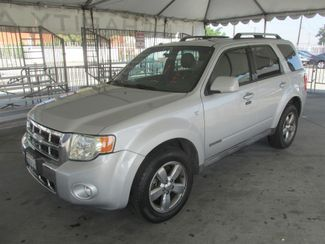2008 Ford Escape Limited Gardena, California 0