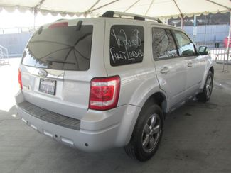 2008 Ford Escape Limited Gardena, California 2