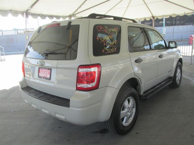 2008 Ford Escape XLS Gardena, California 2