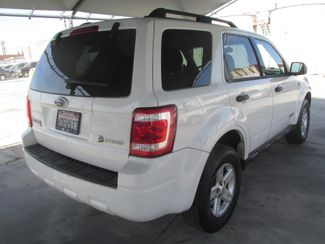 2008 Ford Escape Hybrid Gardena, California 2