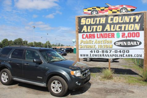2008 Ford Escape Hybrid in Harwood, MD