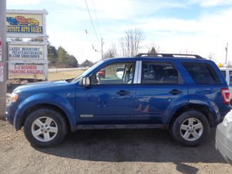 2008 Ford Escape Hybrid Hoosick Falls, New York 0