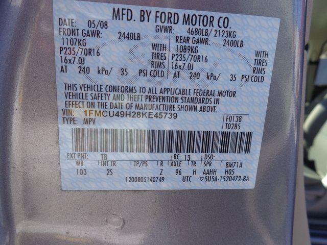 2008 Ford Escape Hybrid Hoosick Falls, New York 7