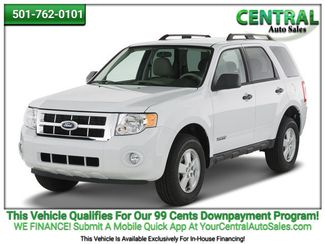 2008 Ford Escape Limited | Hot Springs, AR | Central Auto Sales in Hot Springs AR