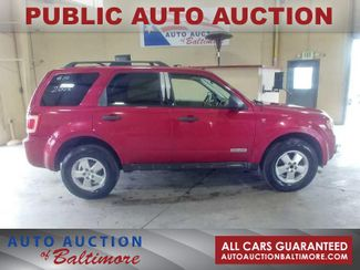 2008 Ford Escape XLT   JOPPA, MD   Auto Auction of Baltimore  in Joppa MD