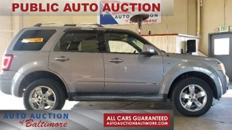 2008 Ford Escape Limited | JOPPA, MD | Auto Auction of Baltimore  in Joppa MD