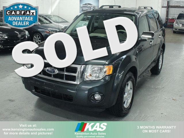 2008 Ford Escape XLT 4WD Kensington, Maryland