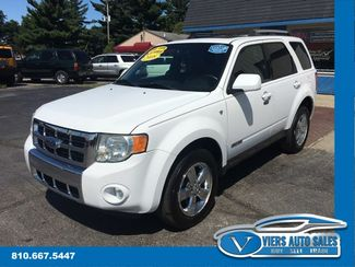 2008 Ford Escape Limited in Lapeer, MI 48446