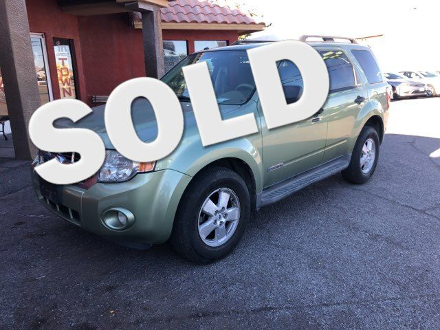 2008 Ford Escape XLT CAR PROS AUTO CENTER (702) 405-9905 Las Vegas, Nevada