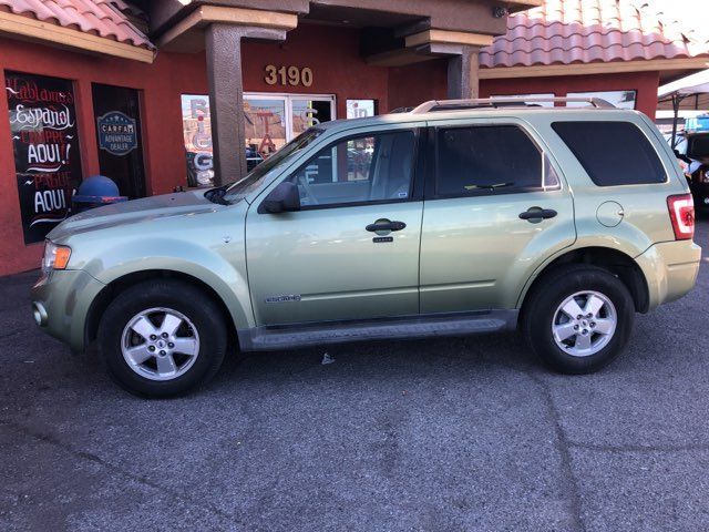 2008 Ford Escape XLT CAR PROS AUTO CENTER (702) 405-9905 Las Vegas, Nevada 1