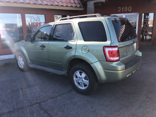 2008 Ford Escape XLT CAR PROS AUTO CENTER (702) 405-9905 Las Vegas, Nevada 2