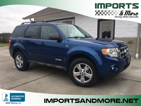 2008 Ford Escape XLT V6 4wd in Lenoir City, TN