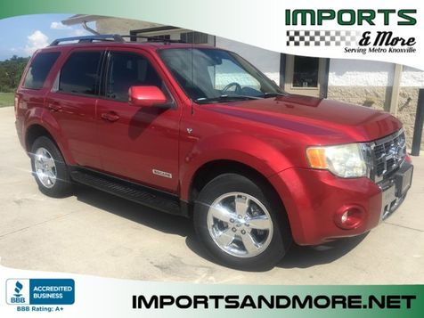 2008 Ford Escape Limited V6 2wd in Lenoir City, TN