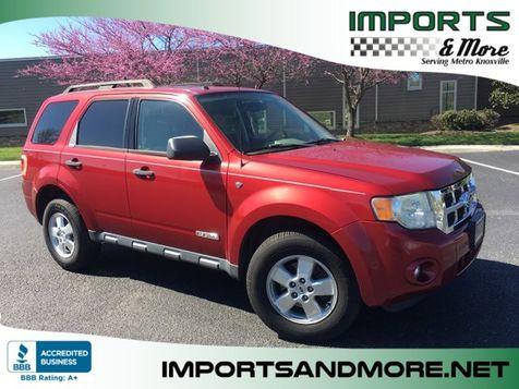 2008 Ford Escape XLT V6 in Lenoir City, TN