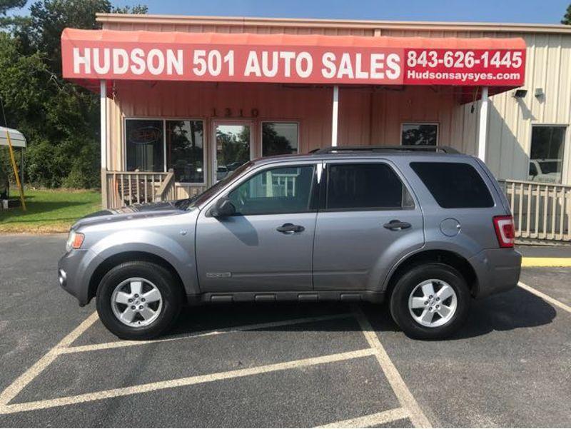 2008 Ford Escape XLT   Myrtle Beach, South Carolina   Hudson Auto Sales in Myrtle Beach South Carolina