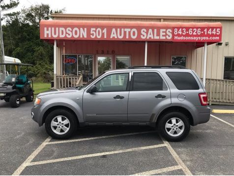 2008 Ford Escape XLT | Myrtle Beach, South Carolina | Hudson Auto Sales in Myrtle Beach, South Carolina