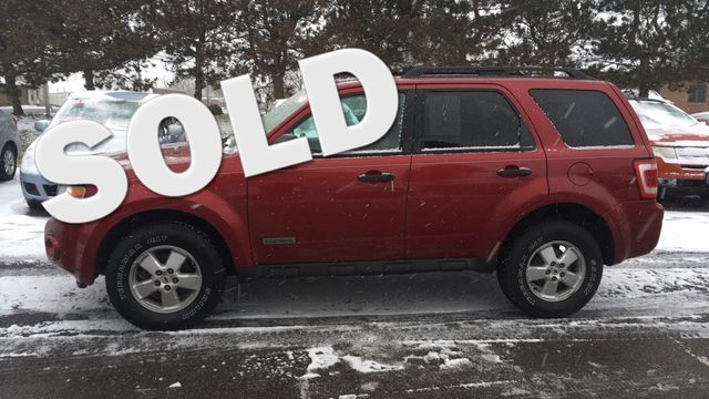 2008 Ford Escape 4x4 XLT Ontario, OH