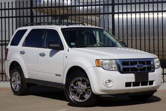 2008 Ford Escape XLT*Leather* Sunroof* EZ Funance** | Plano, TX | Carrick's Autos in Plano TX