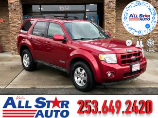 2008 Ford Escape Limited in Puyallup Washington, 98371