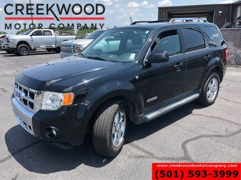 2008 Ford Escape Limited 4x4 Black Leather Nav Sunroof Low Miles in Searcy, AR