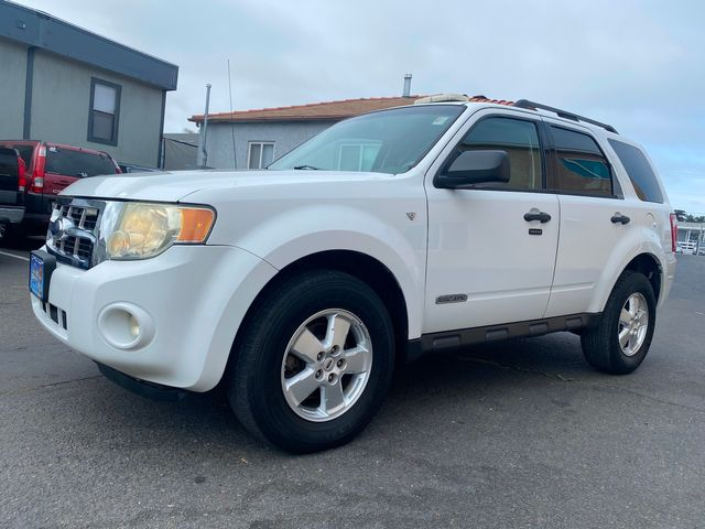 2008 Ford Escape XLT 4WD Mini SUV - 3.0L V6 - 1 OWNER, CLEAN TITLE, NO ACCIDENTS, W 60,000 MILES