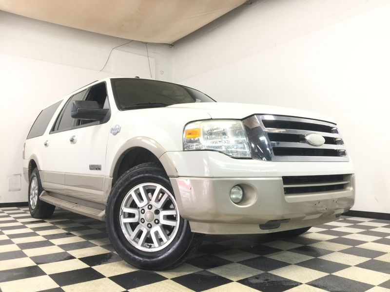 2008 Ford Expedition EL *08 Ford Expedition* 5.4L V8 Luxury Ride*MUST SEE*   The Auto Cave in Addison