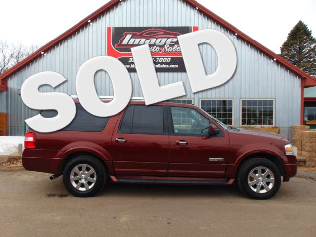 2008 Ford Expedition EL Limited Alexandria, Minnesota