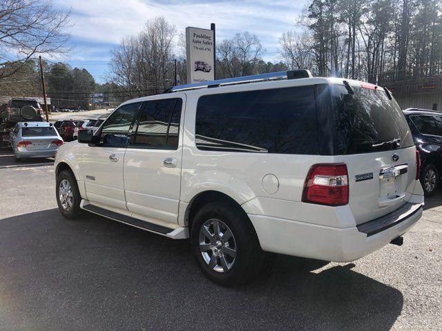 2008 Ford Expedition EL Limited Dallas, Georgia 2
