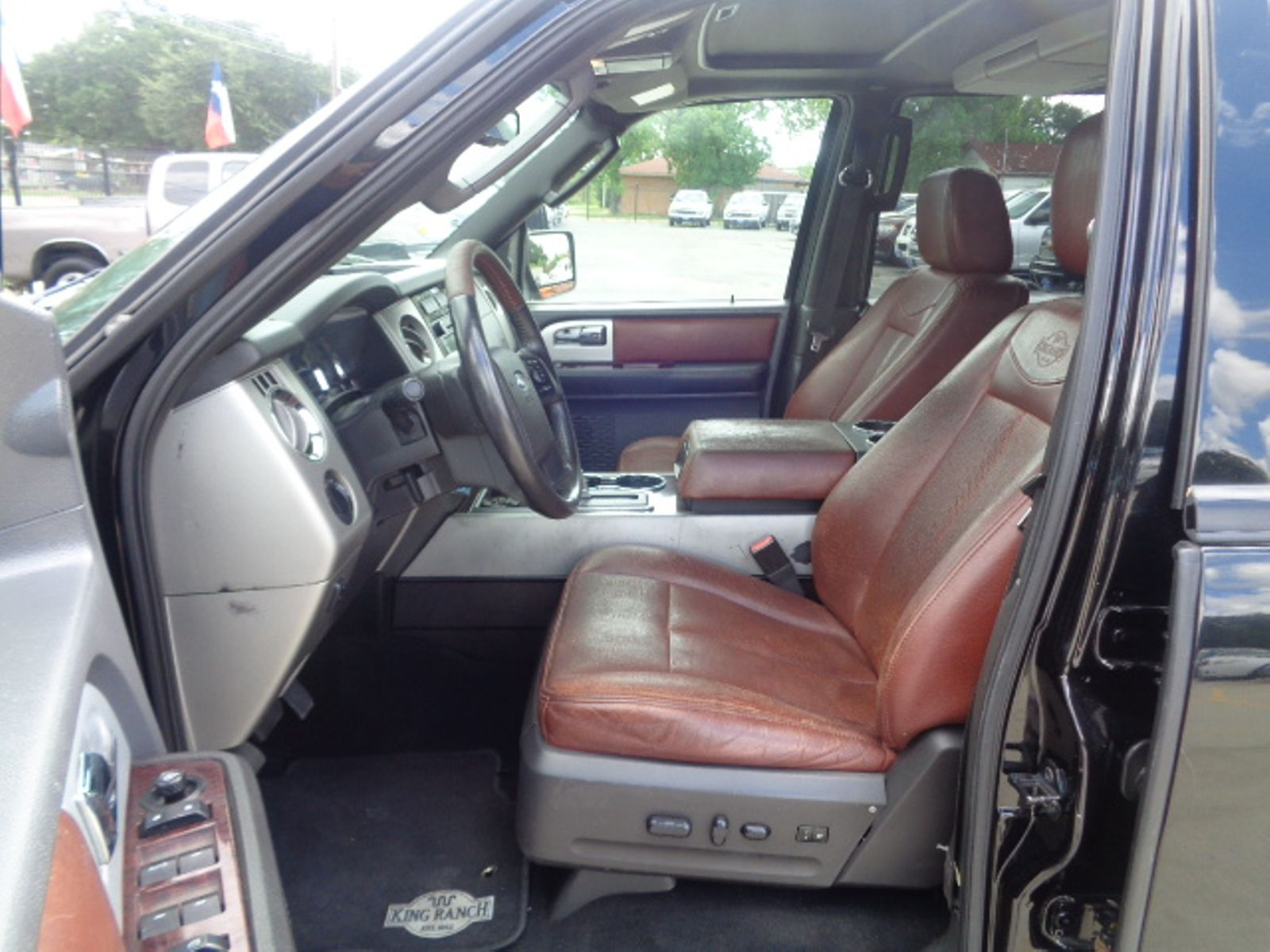 2008 expedition king ranch
