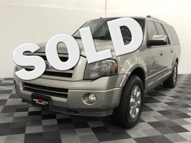 2008 Ford Expedition EL Limited LINDON, UT