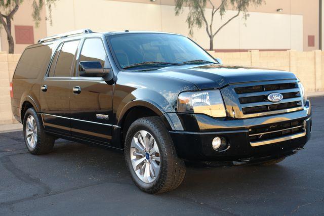 2008 Ford Expedition EL Limited in Phoenix Az., AZ 85027