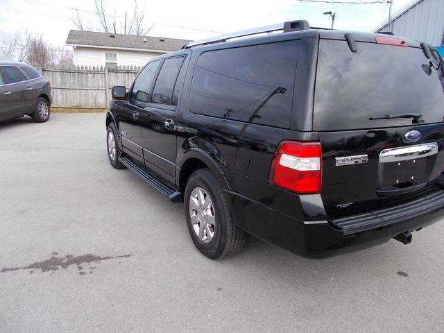 2008 Ford Expedition EL Limited Shelbyville, TN 4