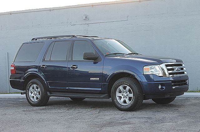 2008 Ford Expedition XLT Hollywood, Florida 8