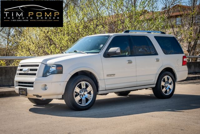 2008 Ford Expedition Limited SUNROOF LEATHER