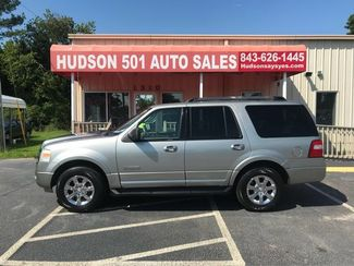2008 Ford Expedition in Myrtle Beach South Carolina