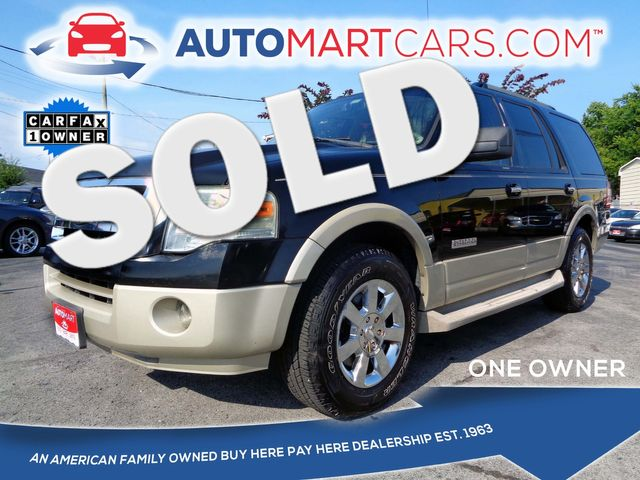2008 Ford Expedition Eddie Bauer | Nashville, Tennessee | Auto Mart Used Cars Inc. in Nashville Tennessee