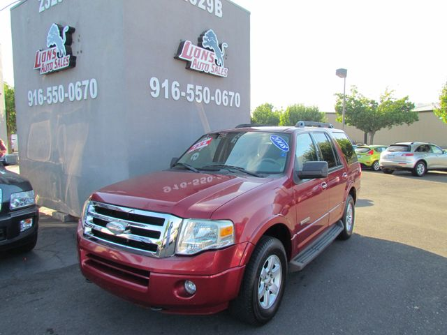 2008 Ford Expedition SSV 4 x 4 in Sacramento CA, 95825
