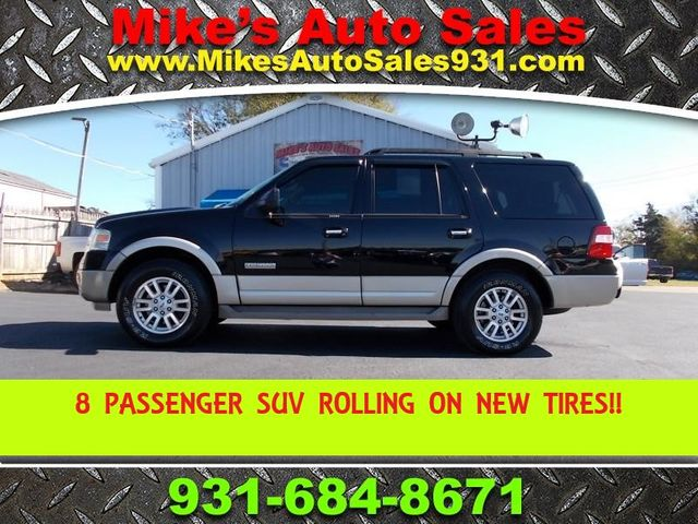2008 Ford Expedition Eddie Bauer Shelbyville, TN 0
