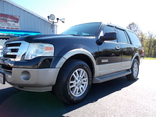 2008 Ford Expedition Eddie Bauer Shelbyville, TN 5
