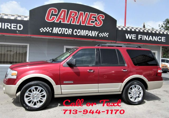 2008 Ford Expedition Eddie Bauer south houston, TX