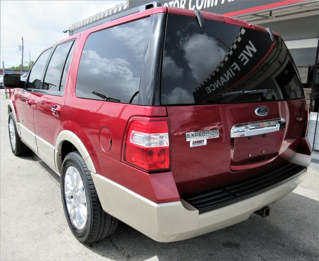 2008 Ford Expedition Eddie Bauer south houston, TX 2