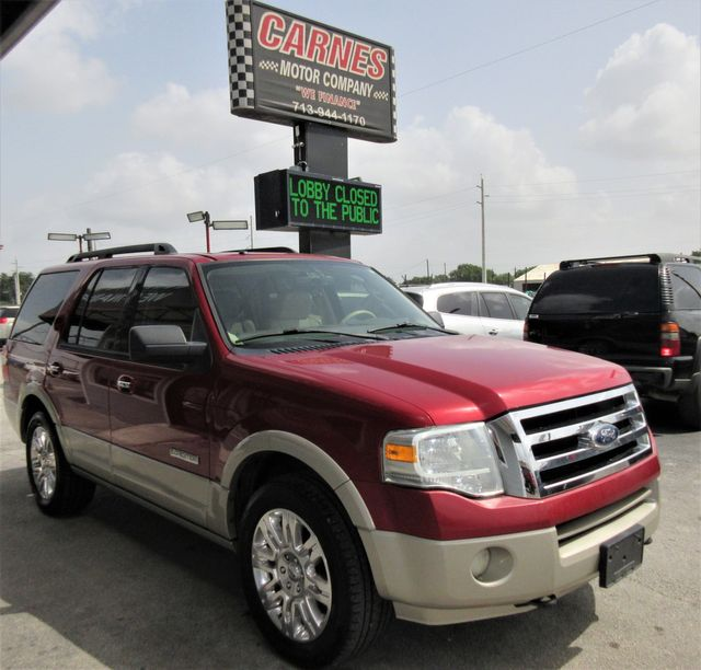 2008 Ford Expedition Eddie Bauer south houston, TX 5